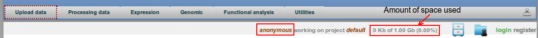 Annonymous login